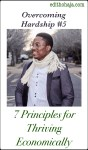 7 PRINCIPLES FOR THRIVING ECONOMICALLY