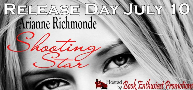 Shooting Star by Arianne Richmonde - Release Day