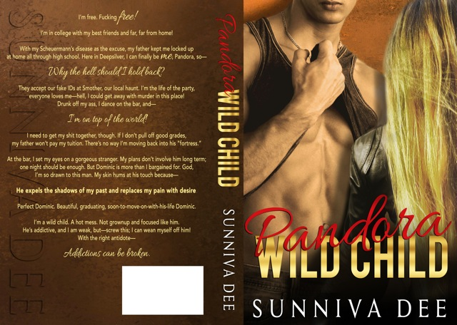 Pandora, Wild Child by Sunniva Dee