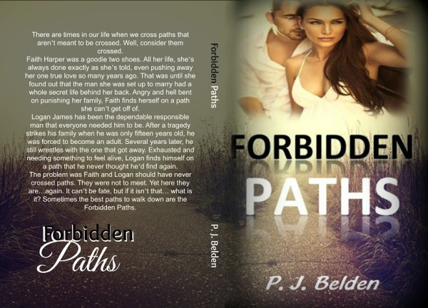Forbidden Paths by P.J. Belden