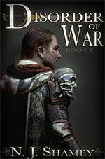 Disorder of War by N.J. Shamey
