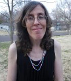 Author Debbie Manber Kupfer