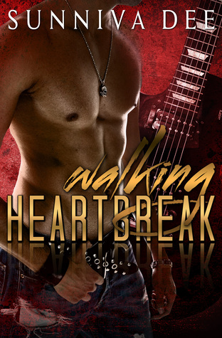 Walking Heartbreak by Sunniva Dee cover