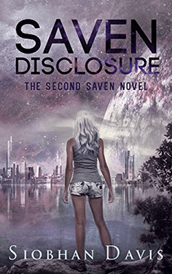 Saven Disclosure by Siobhan Davis. The Saven Series, Book 2