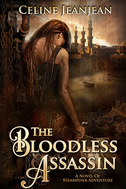 The Bloodless Assassin by Celine Jeanjean. The Viper and the Urchin, Book 1.