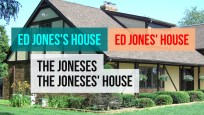 Plurals and Possessives of Names