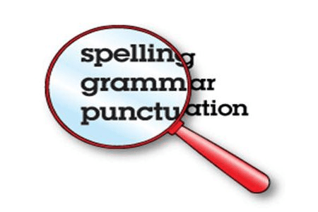 Image result for spelling punctuation grammar