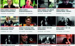 Literatur & Kultur auf unserem YouTube-Kanal