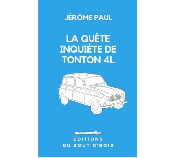 Jérôme Paul - éditions du Bout d'Bois - collection Salade au lard