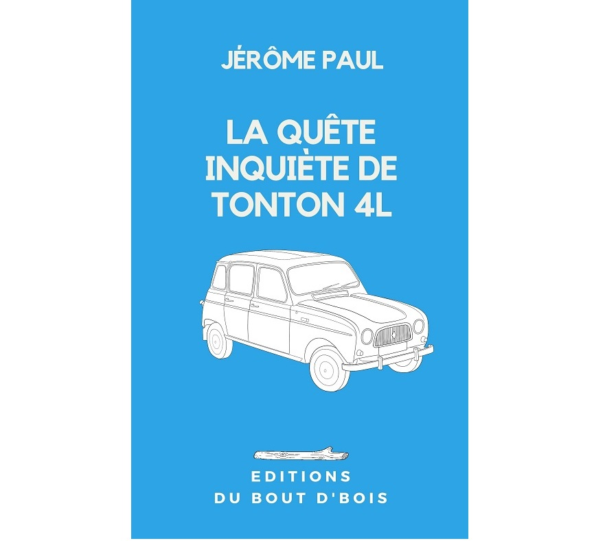 Jérôme Paul - éditions du Bout d'Bois - collection Salade au lard