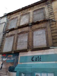 rue Au Beurre - Sedan - abandon