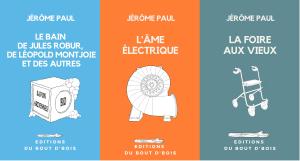 Jérôme Paul - ebooks 1