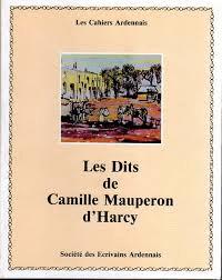 Les dits de Camille Mauperon d'Harcy