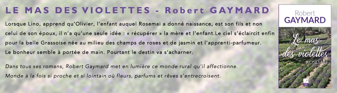 Le mas des violettes