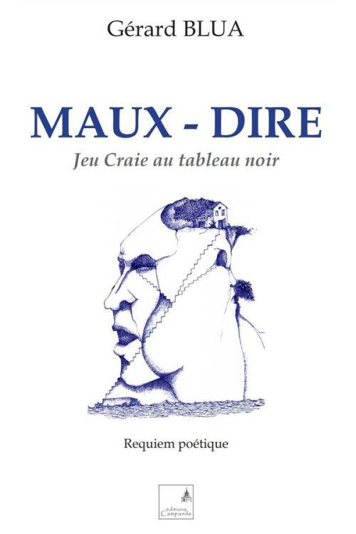 Couverture - Gérard Blua - Maux-Dire