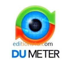 DU Meter Crack 7.30 Build 4769 With Serial Key Download [Latest]