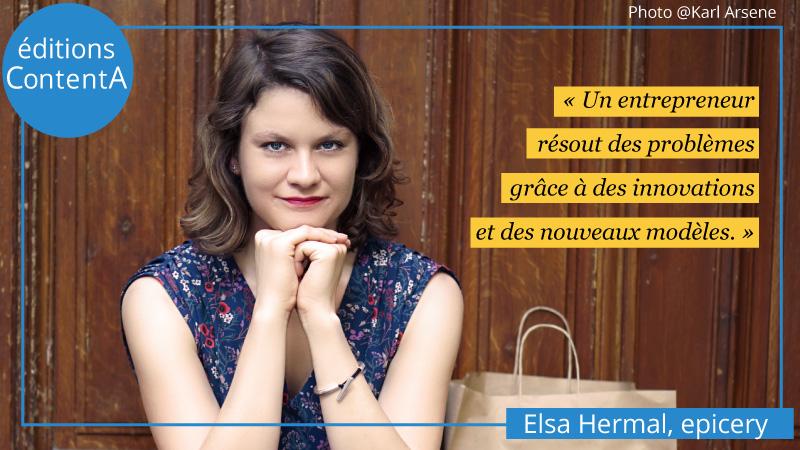 Photo couverture Elsa Hermal