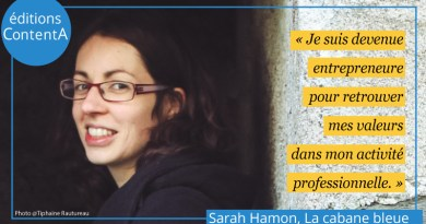 Photo couverture Sarah Hamon