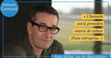 Alain Milliat, l'entrepreneur qui rafraîchit avec ses jus de fruits et son humanité