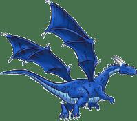 dragon bleu olgir barde Caltaron