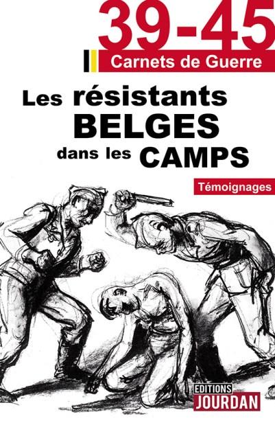Couv Résistants belges dans les camps