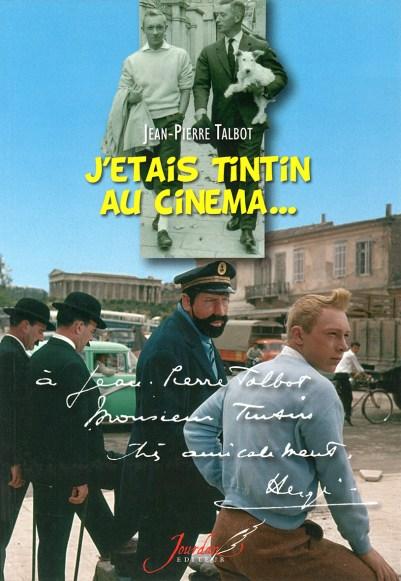 Couv Tintin au Cinéma