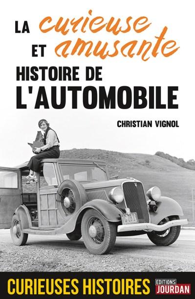 couv curieuses histoires de l'automobile