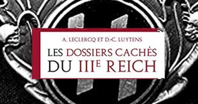 Dossiers cachés du IIIe Reich