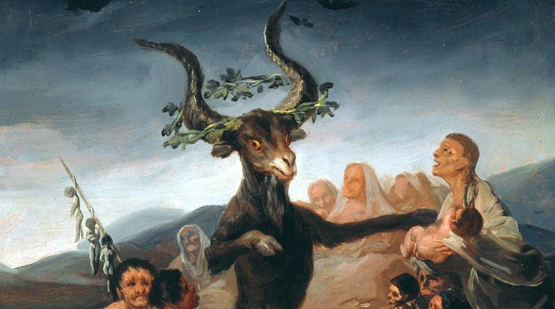 Histoires de sorciers et sorcières sous l'Ancien Régime