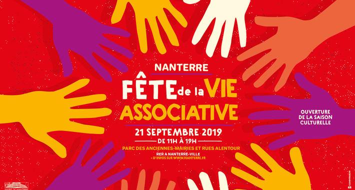 Photo Fête de la Vie Associative de Nanterre