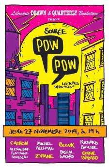 Affiche Pow Pow_DandQ
