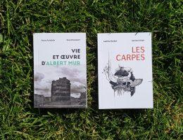 Les Carpes Vie et oeuvre d Albert Mur collection Entrelacement éditions Véliplanchistes