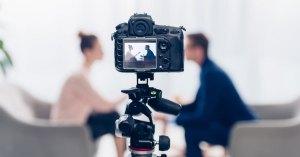 Self filming technique