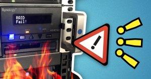 How to Repair a Synology Volume When a Drive is Failing or RAID Failure