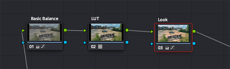 Davinci Resolve Tips - Nodes