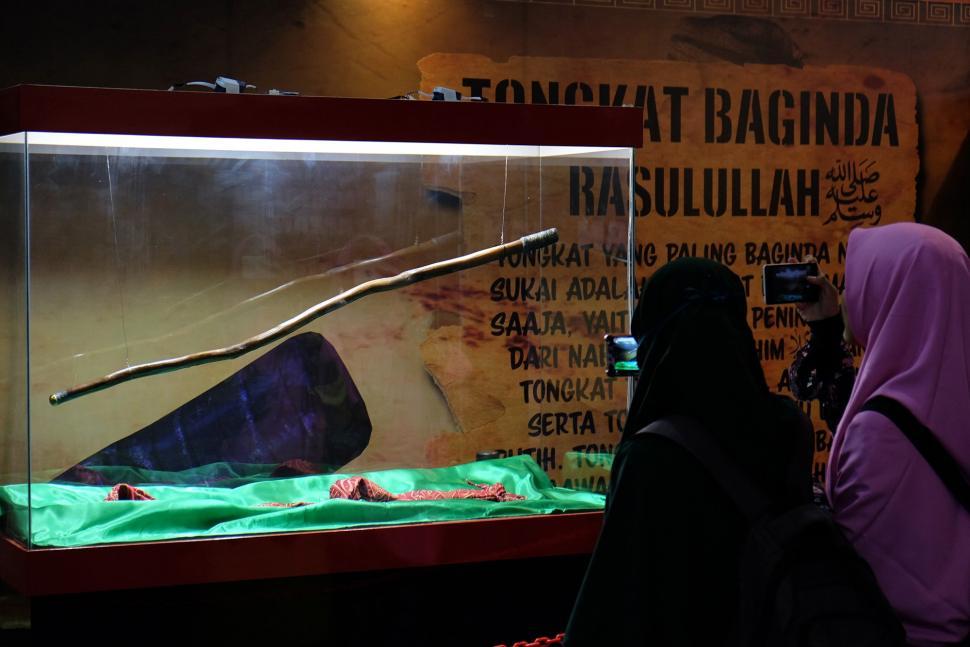 Ada Darah Rasulullah SAW di Banten