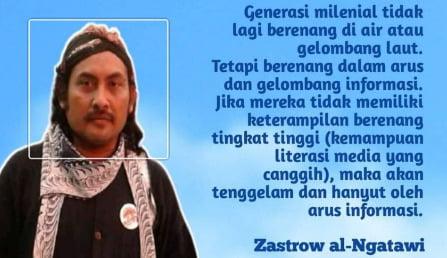 Zastrouw Al Ngatawi Saling Tuding Setelah Rusuh