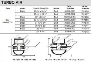 Refrigeration: Turbo Air Refrigeration Parts