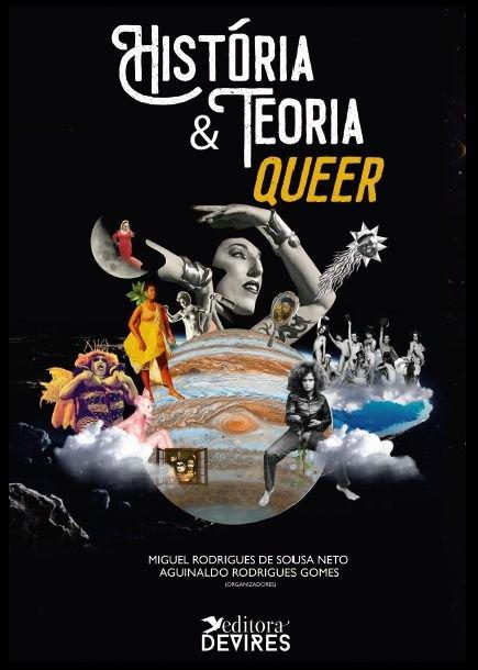 Capa de Livro: História e Teoria Queer