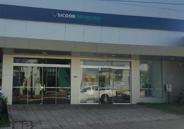 Sicoob Emprecred - Goianesia - Fachada