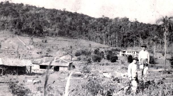 Fazenda Boca da Mata, São Geraldo