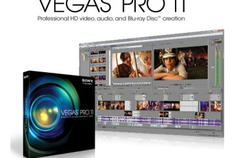 vegas video editor