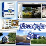 Portable PicturesToExe Deluxe  Multilanguage