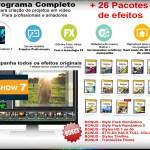 Programa para fazer retrospectiva animada em portugues
