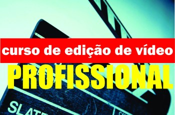 curso de edição de video