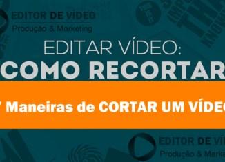 cortar video