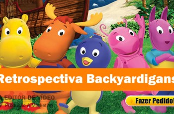 Retrospectiva backyardigans