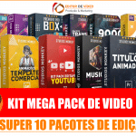 Super Pack Do Editor De Vídeo 4.0