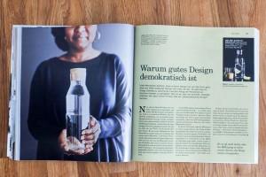 Warum gutes Design demokratisch ist. Begriffserklärung von Ikea: Form, Funktion, Qualität, Nachhaltigkeit und niedriger Preis.