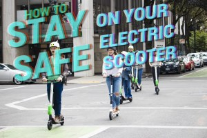 How To Stay Safe on your Electric Scooter